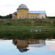 Церковь Благовещения Пресвятой Богородицы - Красное - Тотемский район - Вологодская область