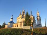 Ансамбль Воскресенского собора с колокольней и Благовещенской церкви - Лальск - Лузский район - Кировская область