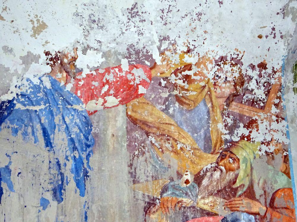 Ивановская область, Гаврилово-Посадский район, Жадинское. Церковь Николая Чудотворца, фотография. интерьер и убранство