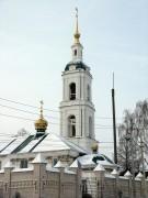 Гаврилов-Посад. Храмовый комплекс Ильинского подворья Ивановского Введенского монастыря