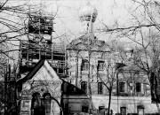 Церковь Троицы Живоначальной при больнице святого Владимира - Сокольники - Восточный административный округ (ВАО) - г. Москва