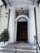 Алексеевский. Троицы Живоначальной на Пятницком кладбище, церковь