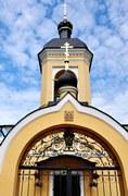 Церковь Спаса Преображения - Старый Спас (Староспасский погост), урочище - Чеховский городской округ - Московская область
