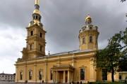 Петроградский район. Петра и Павла, собор