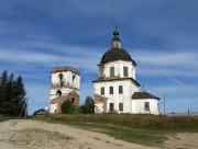 Церковь Илии Пророка - Коротец - Кирилловский район - Вологодская область