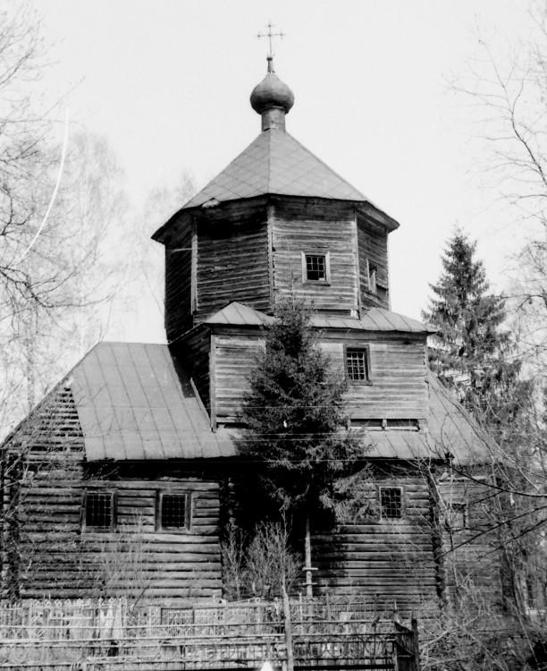 Церковь Георгия Победоносца, Веретьево