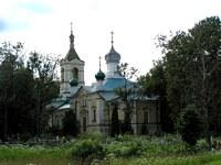 Церковь Троицы Живоначальной - Поречье-Рыбное - Ростовский район - Ярославская область