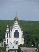 Харьков. Рождества Христова и Сергия Радонежского, церковь