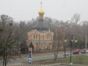 Харьков. Александра Невского на Сабуровой даче, церковь