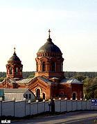Борисоглебский женский монастырь - Водяное - Чугуевский район - Украина, Харьковская область