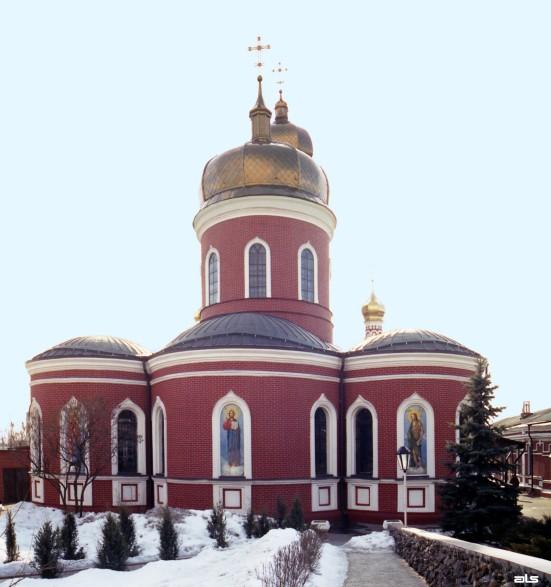 Церковь Пантелеимона Целителя, Харьков