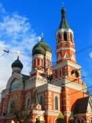 Харьков. Трёх Святителей на Заиковке, церковь