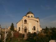 Церковь Марфы на православном кладбище - Гродно - Гродненский район - Беларусь, Гродненская область
