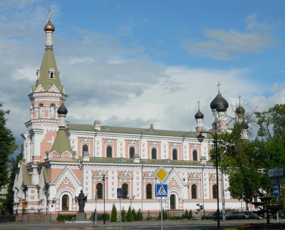 Кафедральный собор Покрова Пресвятой Богородицы, Гродно