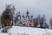 Андреевское на Лиге. Андрея Стратилата, церковь