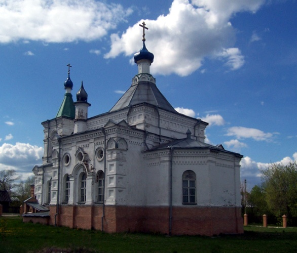Церковь Черниговской иконы Божией Матери, Санино