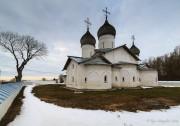 Церковь Троицы Живоначальной - Доможирка - Гдовский район - Псковская область