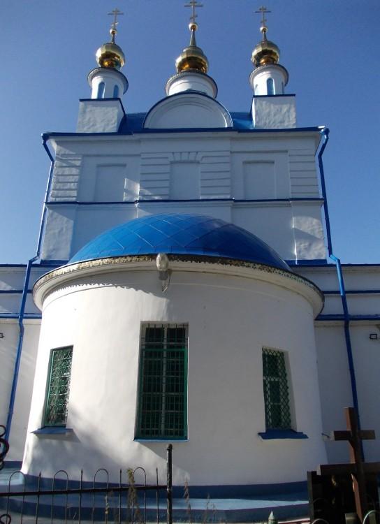 Церковь Илии Пророка, Мамонтово
