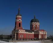 Харьков. Николая Чудотворца в Жихоре, церковь