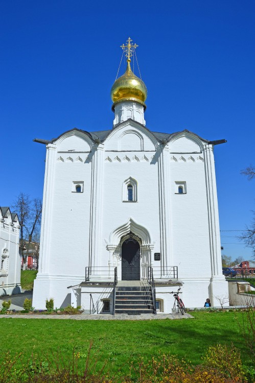 Церковь Введения во храм Пресвятой Богородицы на Подоле, Сергиев Посад