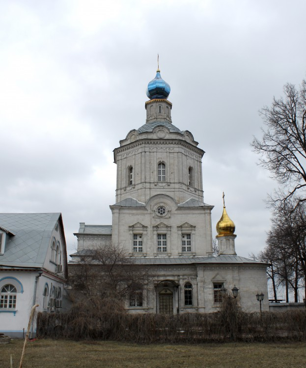Церковь Успения Пресвятой Богородицы в Таболове-Видное-Ленинский городской округ-Московская область