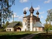 Церковь Воскресения Христова - Григорцево - Нерехтский район - Костромская область
