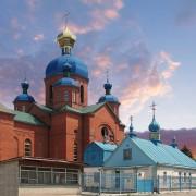 Лозовая. Смоленской иконы Божией Матери, церковь