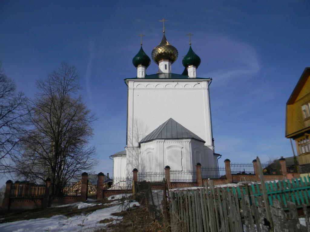 Село воздвиженье ивановская область фото