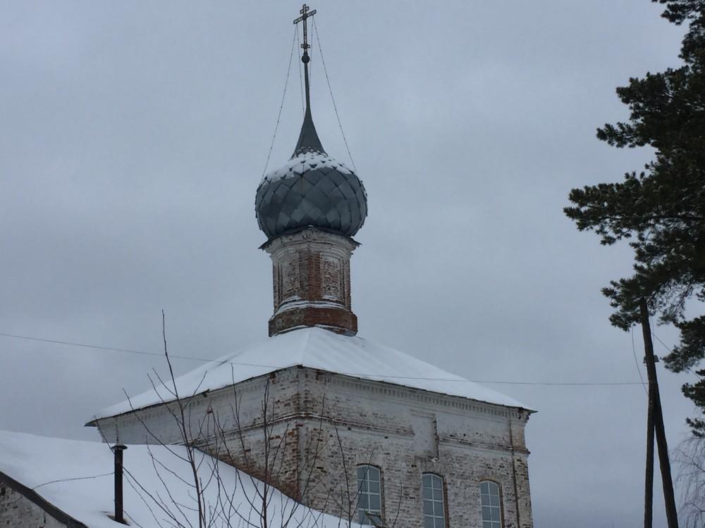 Церковь Казанской иконы Божией Матери, Семёновское