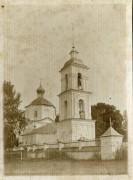 Октябрьский. Иоанна Богослова, колокольня церкви