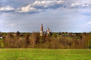 Церковь Воскресения Словущего - Воскресенское - Угличский район - Ярославская область