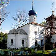 Церковь Спаса Преображения - Спас-Беседа - Судогодский район - Владимирская область