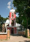 Церковь Спаса Нерукотворного Образа на Окопном кладбище - Смоленск - Смоленск, город - Смоленская область