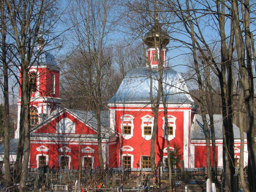 Церковь Спаса Нерукотворного Образа на Окопном кладбище, Смоленск