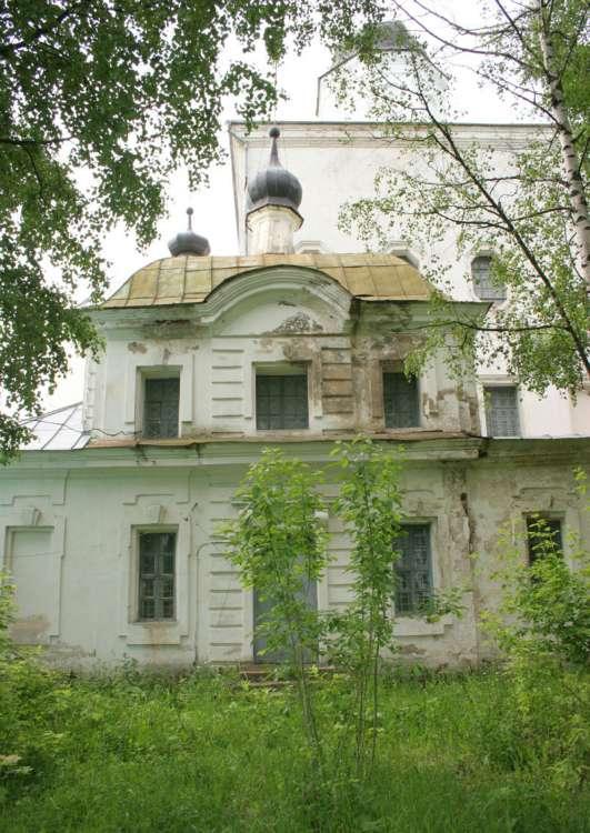 Смоленская область, Смоленск, город, Смоленск. Вознесенский монастырь. Церковь Екатерины, фотография. фасады