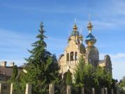 Харьков. Николая Чудотворца на проспекте Жуковского, церковь