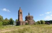 Куземский Погост (Скрипино)(Малоугрюмово). Иоанна Предтечи, церковь.