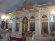 Нагатинский затон. Георгия Победоносца в Коломенском, церковь