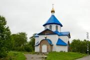 Петропавловск-Камчатский. Александра Невского на городском кладбище, часовня