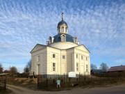 Церковь Варвары великомученицы - Совьяки - Боровский район - Калужская область