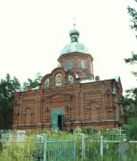 Церковь Спаса Преображения - Спас-Железино, урочище - Селивановский район - Владимирская область