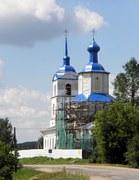 Церковь Александра Невского - Яжелбицы - Валдайский район - Новгородская область