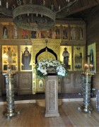 Церковь Сорока мучеников Севастийских - Гремячий ключ, урочище - Сергиево-Посадский городской округ - Московская область