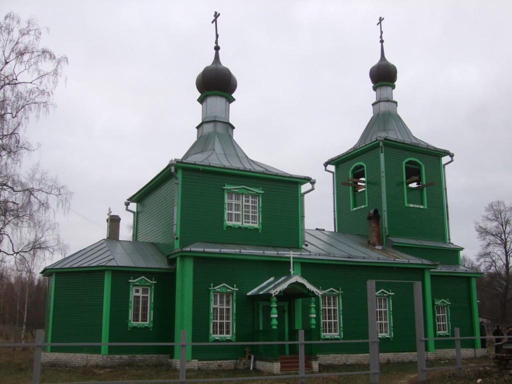 Церковь Успения Пресвятой Богородицы, Рытово