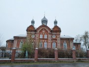 Церковь Троицы Живоначальной - Тимирязево - Гороховецкий район - Владимирская область