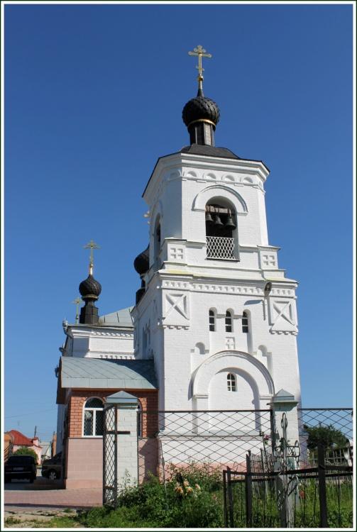 Костромская область, Красносельский район, Красное-на-Волге. Церковь Всех Святых, фотография. фасады