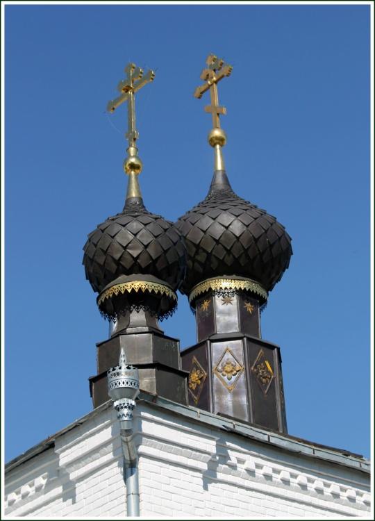 Костромская область, Красносельский район, Красное-на-Волге. Церковь Всех Святых, фотография. архитектурные детали