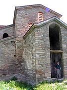 Церковь Троицы Живоначальной (Средний храм) - Нижний Архыз - Зеленчукский район - Республика Карачаево-Черкесия