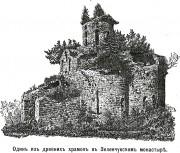 Церковь Николая Чудотворца (Северный храм) - Нижний Архыз - Зеленчукский район - Республика Карачаево-Черкесия