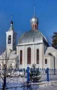 Жуков. Владимирской иконы Божией Матери и Георгия Победоносца, церковь